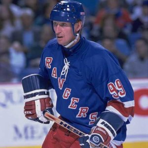 The Great One, Wayne Gretzky