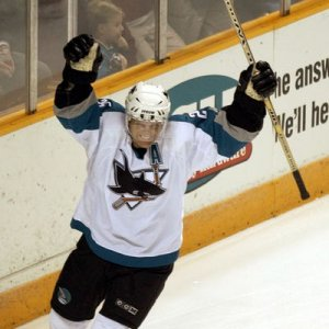 Vincent Damphousse - San Jose Sharks