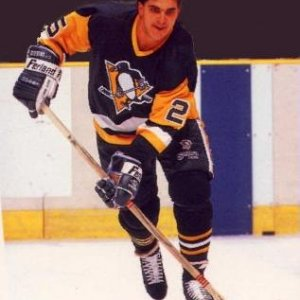 Kevin Stevens - Pittsburgh Penguins