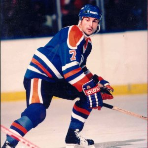 Paul Coffey - Edmonton Oilers