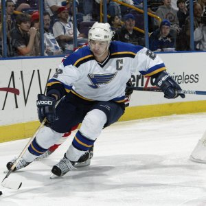 Al MacInnis - St. Louis Blues
