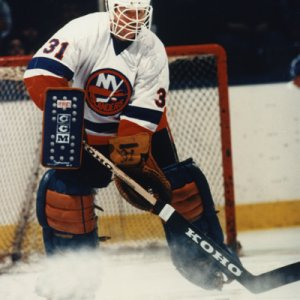 Billy Smith - New York Islanders
