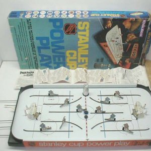 1977  COLECO HOCKEY GAME
