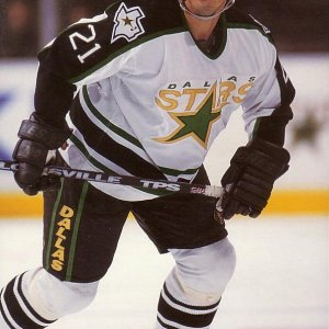 Guy Carbonneau - Dallas Stars