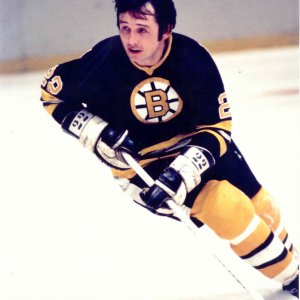 Brad Park - Boston Bruins